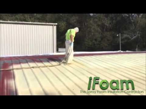 Alabama Spray Foam Roof