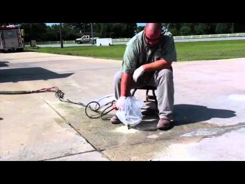 The URETEK Method® for Concrete Lifting and Foundation Repair