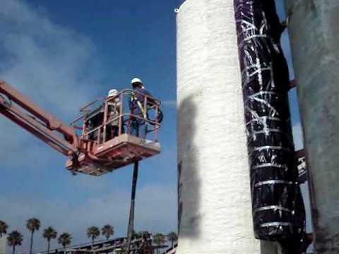 Spray Foam Insulated Water Tank